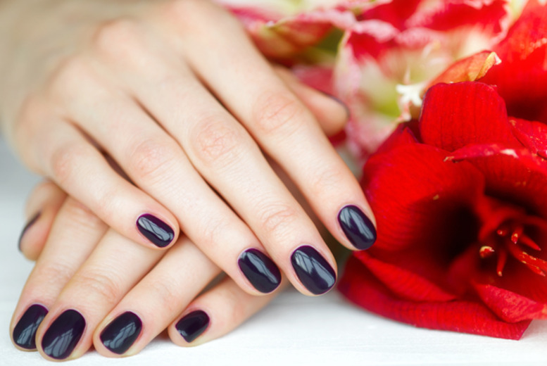 £19 instead of £60 for a Shellac manicure and 40-minute facial room access at Flitz Herbal and Holistic Centre - save 68%