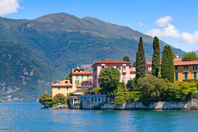From £129pp (from Major Travel) for a 3-night Lake Como break inc. return London Stansted or Luton flights and daily breakfast - save up to 32%
