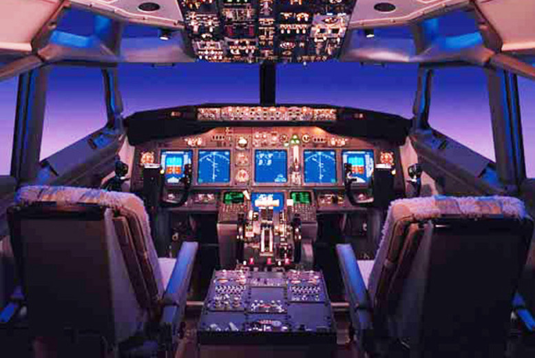 £59 instead of £125 for a 30-min flight simulation experience or upgrade to inc. full motion for £99 with Flight Simulators Midlands - save up to 53%