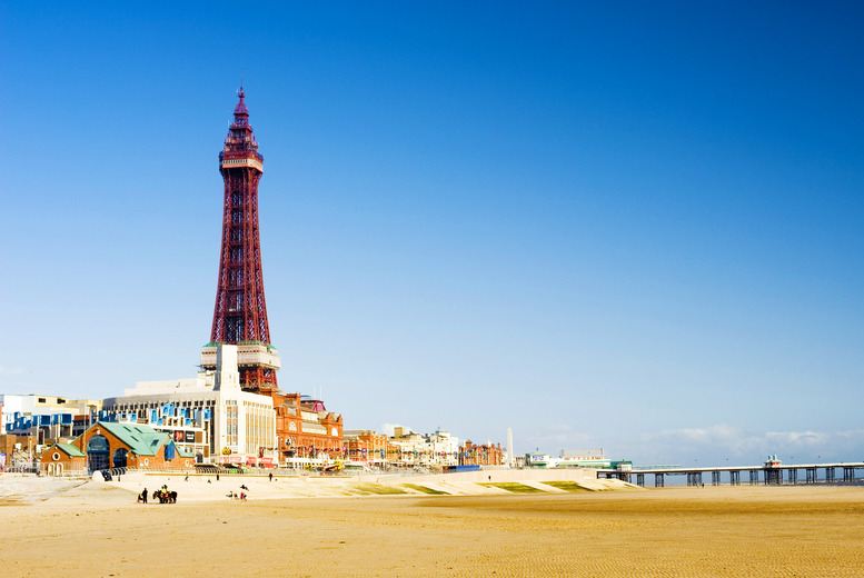 £99 instead of up to £247 for a 2-night Blackpool break for 2 inc. a bottle of Prosecco & daily breakfast at Blackpool FC Hotel – save up to 60%