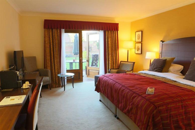 Dunston Hall Hotel Norwich Norfolk