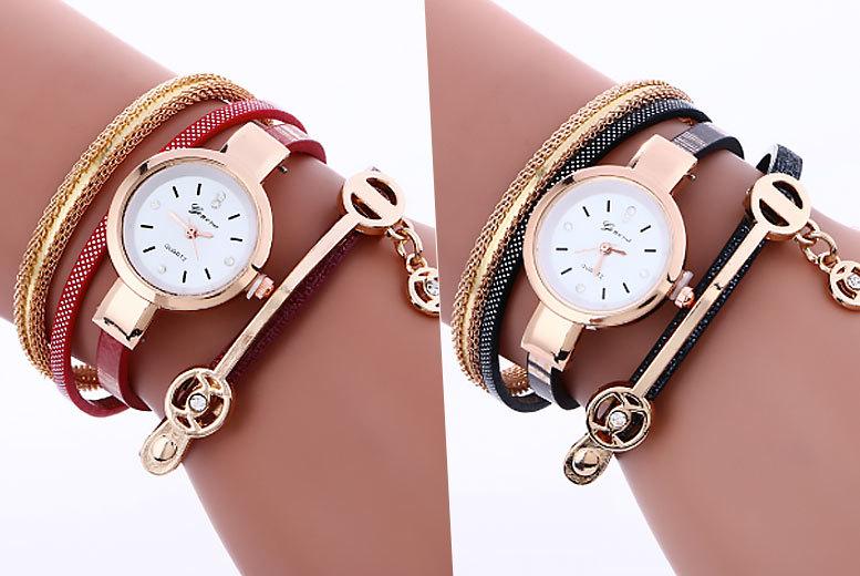 Snake Wrap Watch