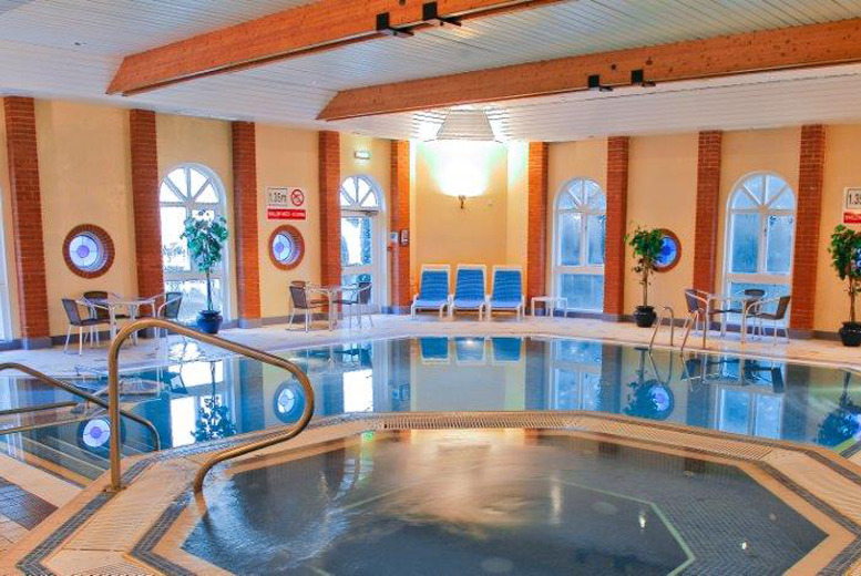 £99 (at The Legacy Farnham Hog's Back Hotel) for an overnight stay for 2 including dinner, breakfast and health club access - save up to 41%