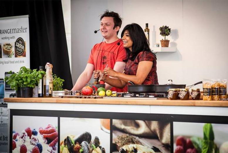 £15 for 2 tickets inc. showguide to the Foodies Festival, £75 for 2 VIP tickets inc. wine, priority access & more, 3 London locations - save up to 50%