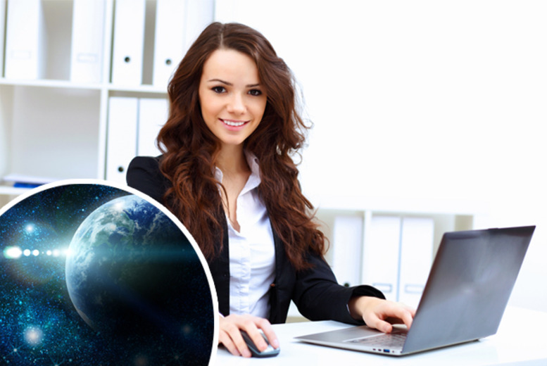 £29 (from iLearn it Easy) for an online astronomy course