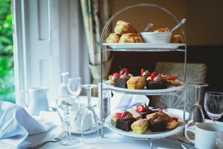 Image of Best Western Afternoon Tea For 2   Regional   Living Social