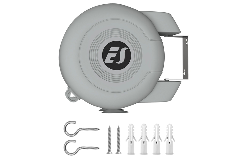 Image of 30M Retractable Clothes Line   Living Social