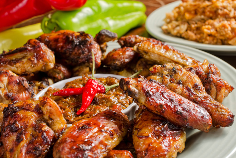 £24 for a 3-course Caribbean meal for 2 inc. 2 sides and a beer each at Yamas, Crystal Palace - save up to 65%