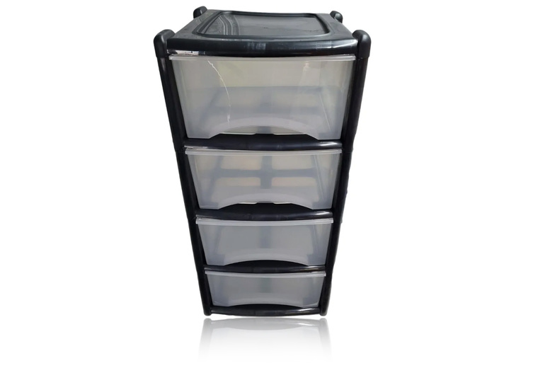 Image of 4 Tier Storage Container | Living Social