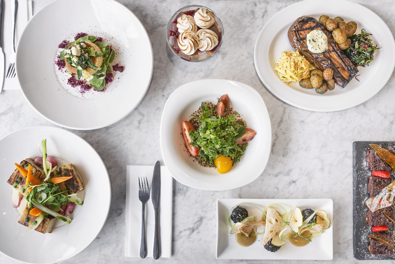 £20 for a £40 voucher to spend at lunchtime at 1847, Birmingham - get luxury veggie lunch and save up to 50%