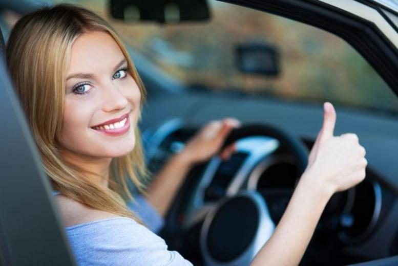 £19 instead of up to £72 for three 1-hour driving lessons in Manchester, Glasgow or Edinburgh with Pass Drive - save up to 74%