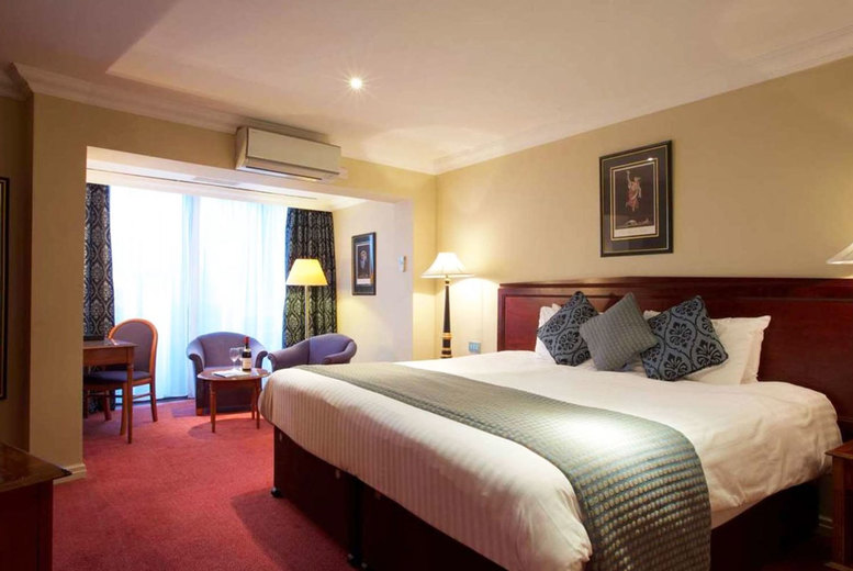Image of 4 Derby Best Western Stay & Prosecco | Living Social