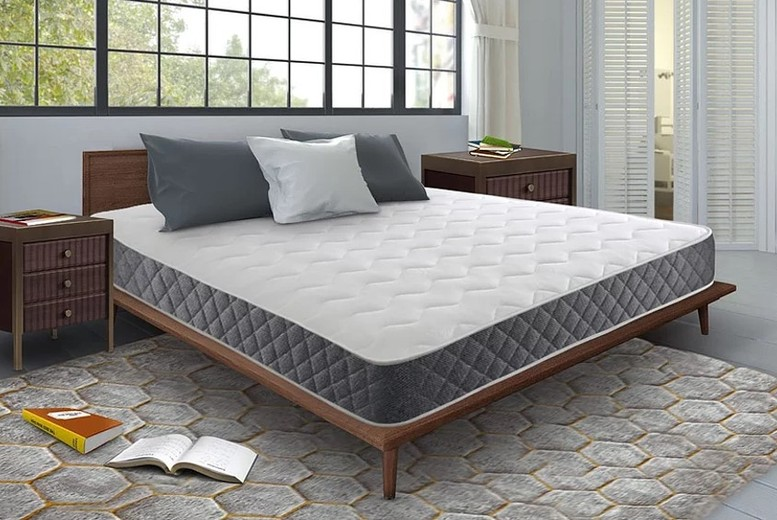 From £89 for a Greytex Memory Spring Mattress – 5 Sizes! from Mattress Craft – save up to 72%