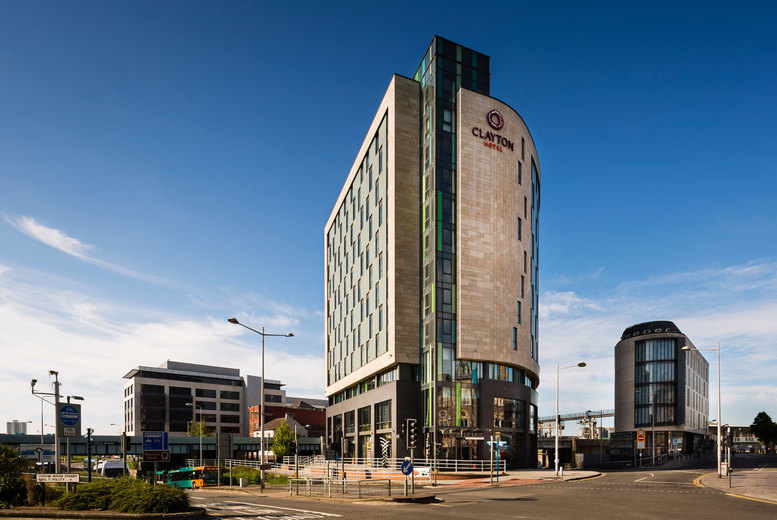 Image of 4 Cardiff Stay, Dinner & Prosecco For 2 | Regional | Living Social