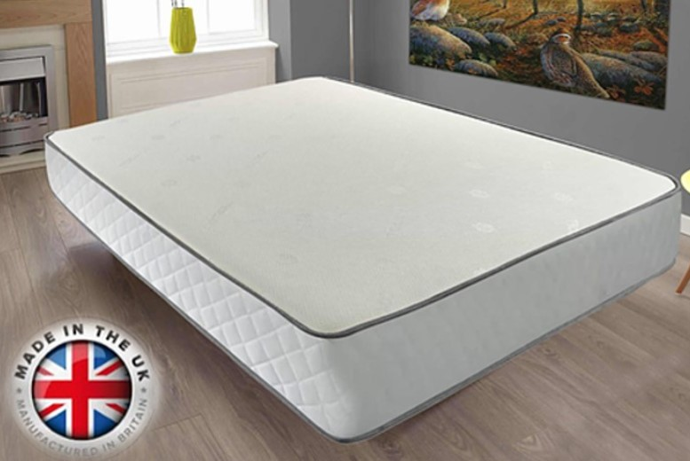 From £79 for an essential Essential Memory Spring Mattress- 5 Sizes! from Mattress Craft – save up to 82%