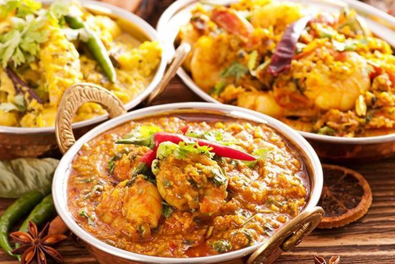 From £18 for a 3-course Indian meal for 2, from £35 for a 3-course Indian meal for 4 at Priya Restaurant, Moseley - save up to 55%