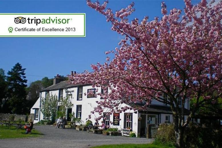 £69 instead of up to £140.80 (at The Screes Inn, Cumbria) for a 1nt break for 2 inc. b'fast & 2-course dinner, £139 for 2nts - save up to 48%
