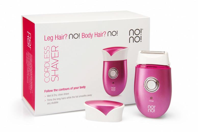 Image of Nono Cordless Shaver | Living Social