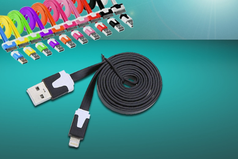 £3.99 instead of £39.99 (from Links 4) for an anti-tangle charger cable, or £7.98 for 2 - save up to 90%