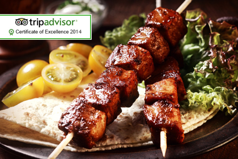 £15 for a £30 voucher for 2 people to spend on food and drink at Taste of Cyprus, or £24 for a £50 voucher for 4 people - save up to 50%