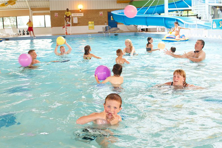 £49 (from Pontins) for a 4nt midweek self-catered summer break for a family of 4 at a choice of 4 parks, or £64 for a 3nt weekend break - save up to 41%