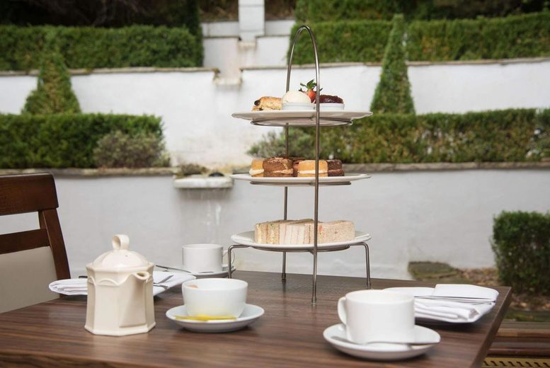 Image of Sparkling Afternoon Tea For 2 | Salmon | Regional | Living Social