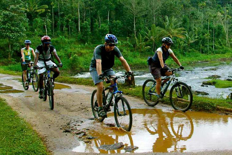 £1279 (from Inspired Challenge) for an 11-day South Indian cycling adventure inc. accommodation, bikes, meals, guide and transfers - save up to 20%