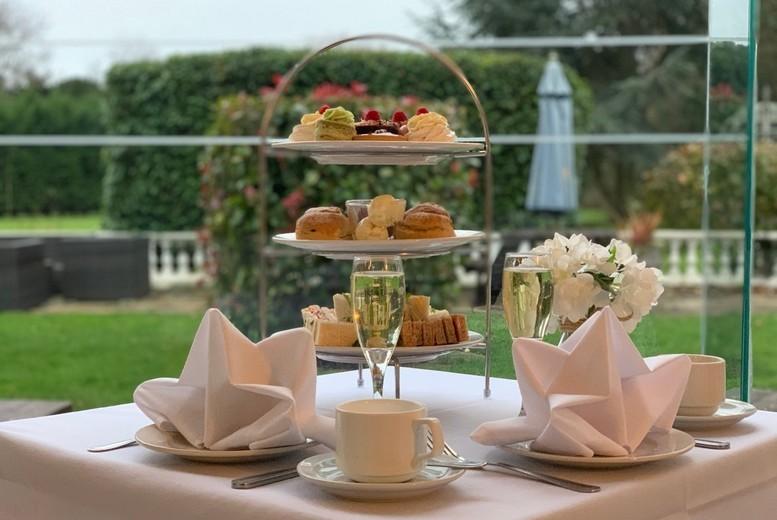 Image of Sparkling Afternoon Tea For 2 | Regional | Living Social