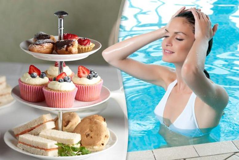 £19 instead of £34 for an afternoon tea for 2 & leisure club passes at Ramada Hotel, Sutton Coldfield - save 44%
