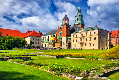 From £79pp for a 4* two-night Krakow spa break with flights, optional Auschwitz tour and wine - choose from eight departure airports and save up to 30%