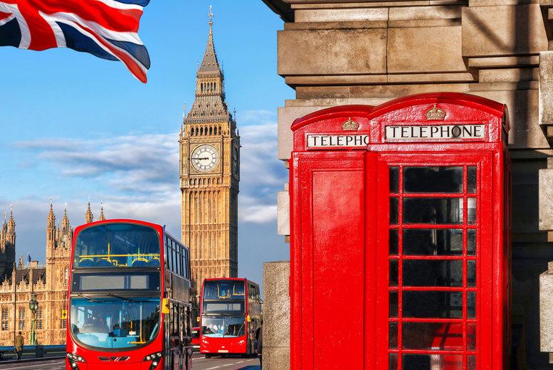 Image of London Scavenger Hunt Ticket   Regional   Living Social