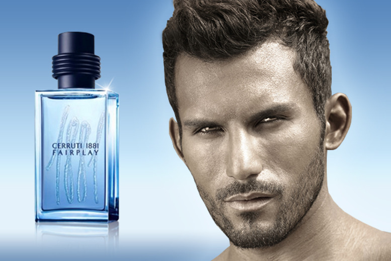 From £8.50 instead of up to £52 (from The Beauty Store) for a bottle of Cerruti 1881 eau de toilette for men – choose from 3 and save up to 78%