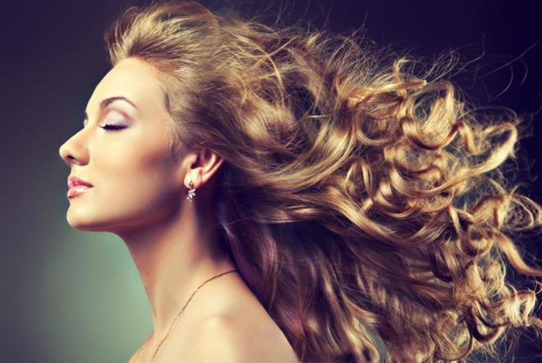 £14 for a cut, condition & blow dry, £24 to inc. half-head of highlights or £32 for a full-head at Glowing Salon, Eccles and Salford