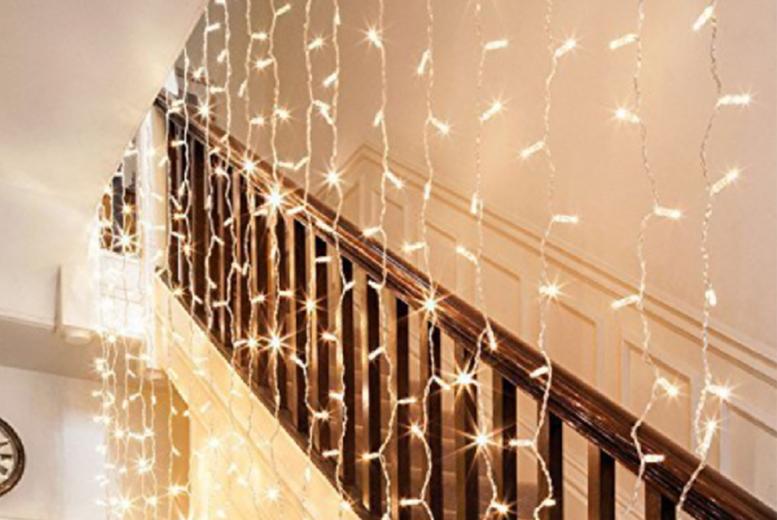 Image of 20 Led Hanging Lights | White | Living Social