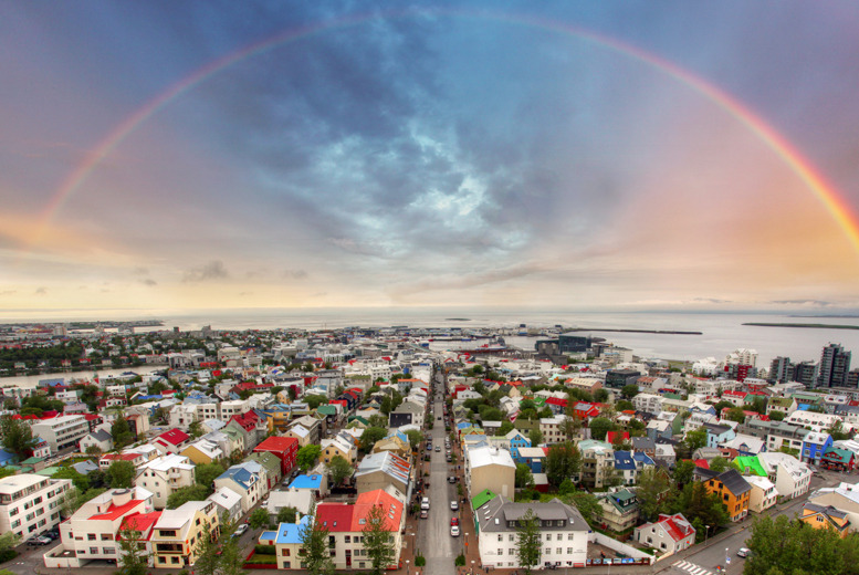 From £179pp (from Major Travel) for a 3nt Reykjavik break inc. flights & b'fast, from £209pp with a Northern Lights tour - save up to 32%