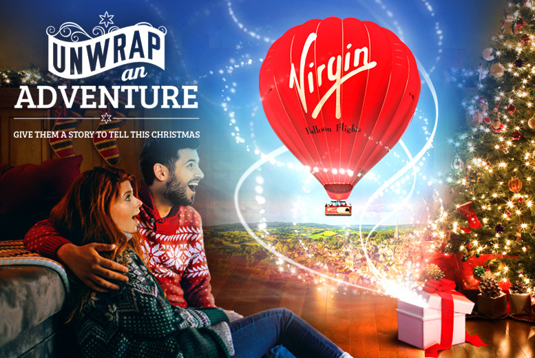 DDDeals - £99 for an Anytime Plus hot air balloon experience with Champagne for one person, £189 for two - choose from over 100 UK locations and save up to 50%