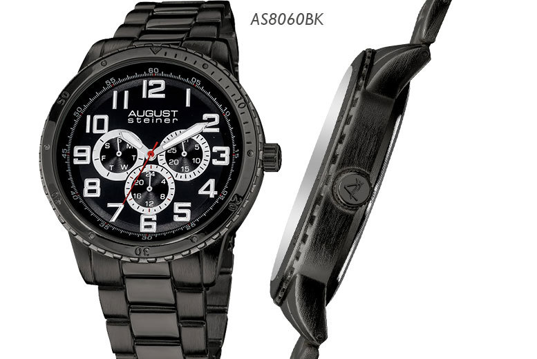 Steiner Mens AS8060 Watch