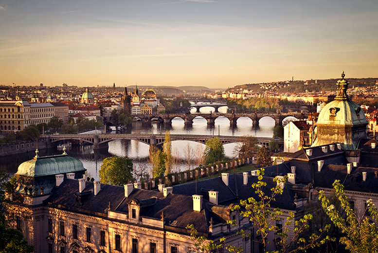 From £99pp (from Airbridge Travel) for a 2-night 4* Prague break including return flights and breakfast, from £119pp for 3 nights - save up to 29%