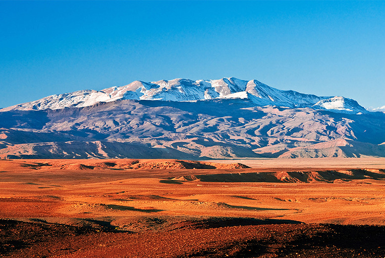 From £349pp (from Adventure Alternative) for a 7-night Morocco break including Atlas Mountains trek, meals and airport transfers - save up to 36%