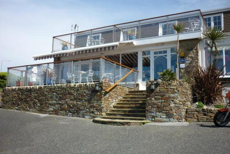 £59 (at The Windward Hotel, Newquay) for a 1nt break for 2 people inc. Pimm'