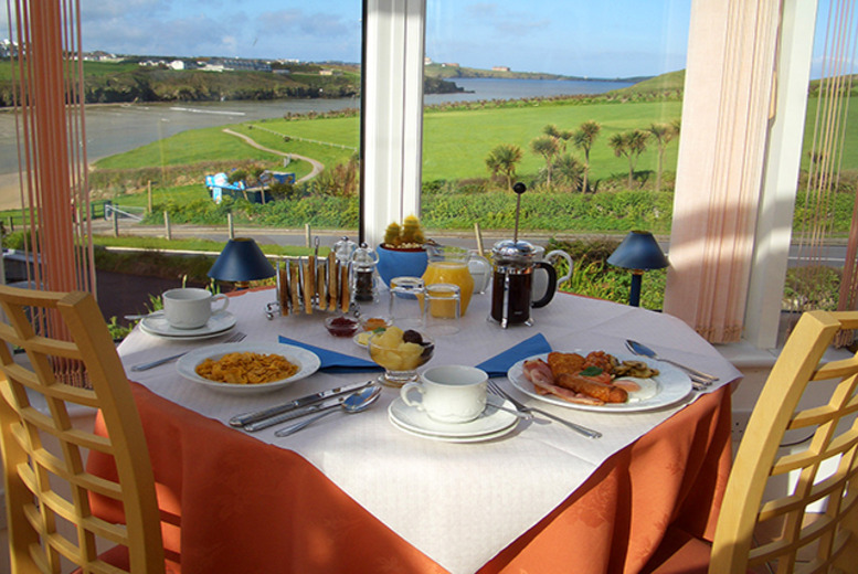 £59 (at The Windward Hotel, Newquay) for a 1nt break for 2 people inc. Pimm's &