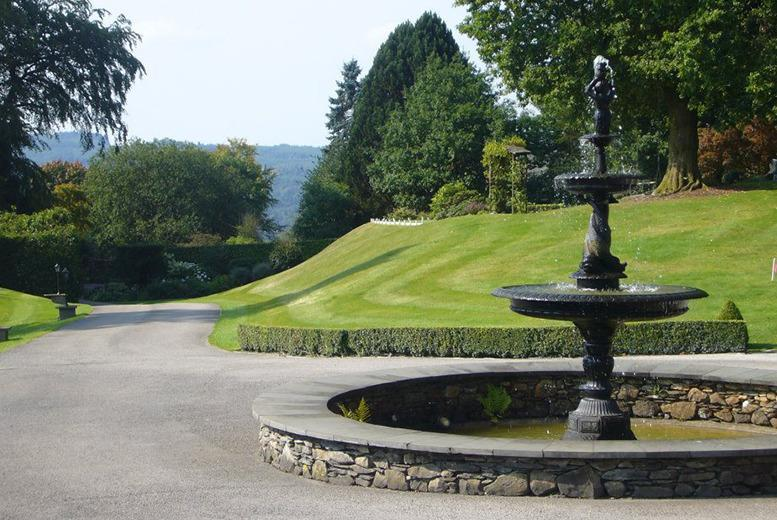 From £169 (at 5* Broadoaks Country House, Windermere) for a 1nt Lake District stay for 2 inc. dinner, cream tea, spa access and b'fast in bed - save up to 42%