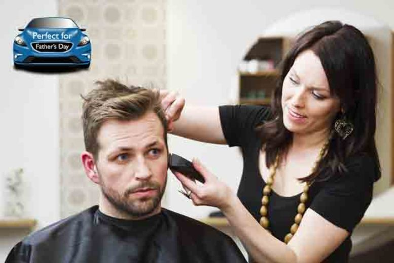 £14 for a luxury shave, £17 for a cut & style, £24 with a shave, £29 with shave & massage at Mr Rizzo, Covent Garden - save up to 75%