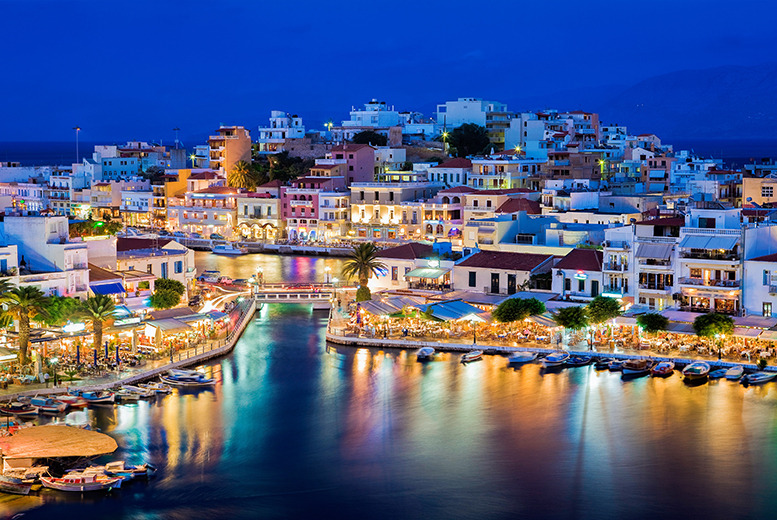 From £999pp (from 118 Cruise) for a Greek island cruise package inc. 7nts full board, 4nts in Rhodes and return flights - save up to 23%