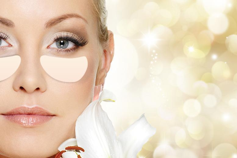 £9.99 instead of £99 (from Look Good Feel Fabulous) for 30x 'gold collagen' eye masks - save 90%