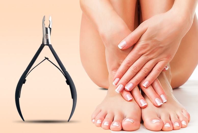 £12 instead of £18.55 (from Murrays Health & Beauty) for a pair of cuticle nippers - save 35%