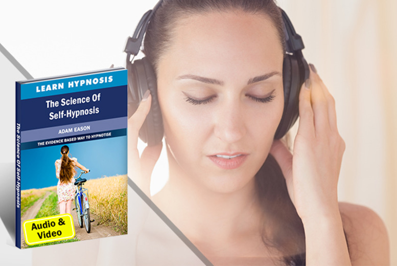 £27 instead of £97 (from Awake Media Productions) for 'The Science of Self-Hypnosis' e-book and audio guide - save 72%
