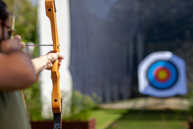Image of Combat Archery Experience For 6 | Regional | Living Social
