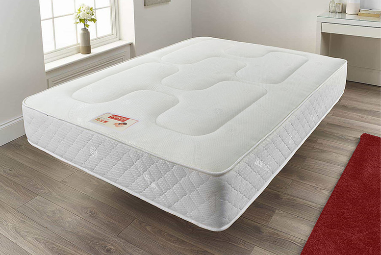 Image of Grey Plush Divan Bed Set | Small | Living Social