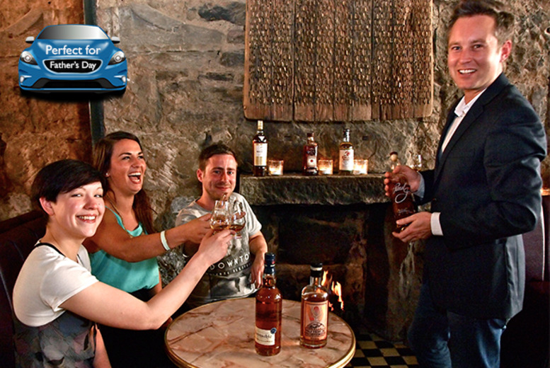 £24 instead of up to £65 for a 90-minute whisky tasting experience, or £47 for 2 people at one of 20 locations with Whisky Mavericks - save up to 63%